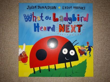 What the Ladybird Heard. Julia Donaldson. Детские книги на английском. Киев. фото 1