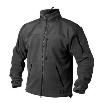 Куртка CLASSIC ARMY - Fleece - чёрная. Киев. фото 1