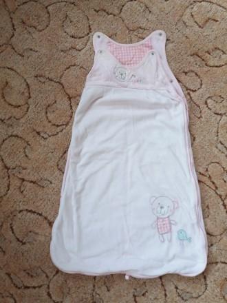 Спальный мешок. спальник для девочки. Кропивницкий. фото 1