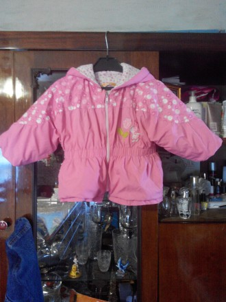 Куртка на девочку. Конотоп. фото 1