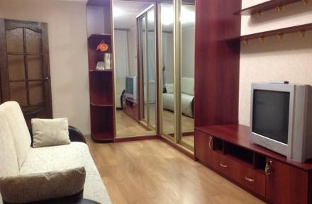 Сдаётся однокомнатная квартира в центре города! Очень хороший район, отличная тр. Центр, Сумы, Сумская область. фото 2