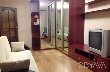 Сдаётся однокомнатная квартира в центре города! Очень хороший район, отличная тр. Центр, Сумы, Сумская область. фото 1