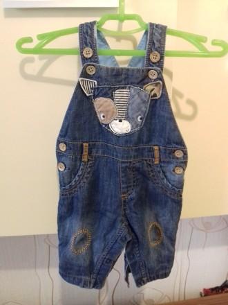 Комбез джинсовый. Сумы. фото 1