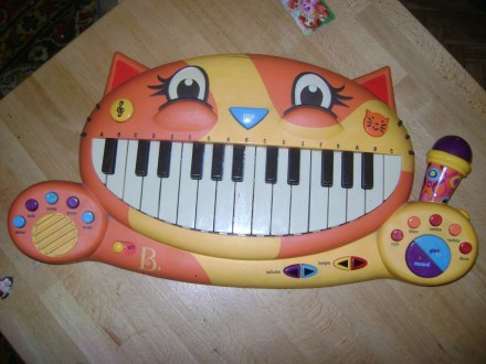 Пианино-кот, BATTAT,США-Канада. Киев. фото 1