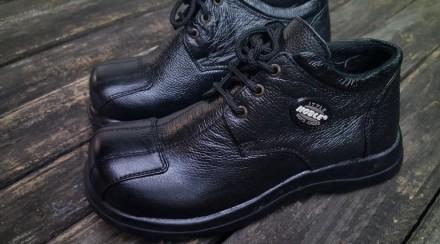 Брендовые детские ботинки Noble нат. кожа лайки 2 цвета. Днепр. фото 1