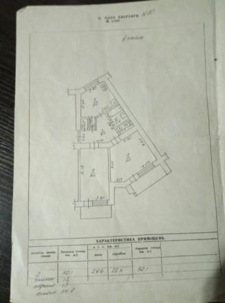 Продам 2-х кімнатну квартиру. Канев. фото 1