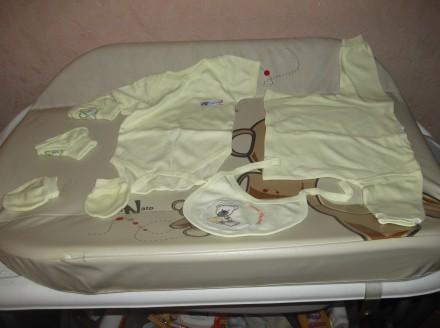 Продам костюмчики для новорожденного. Кривой Рог. фото 1
