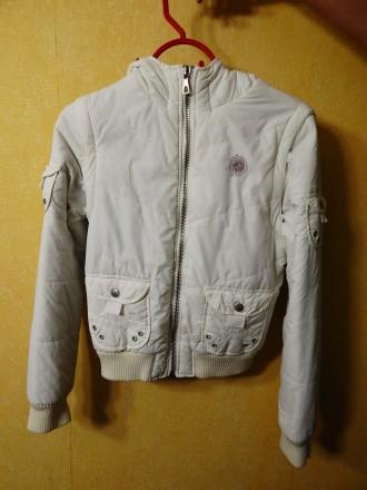 Куртка-жилет для девочки , безрукавка, рост 152-158 см. Чернигов. фото 1