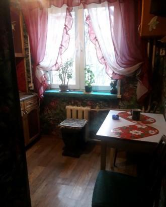 Сдаётся однокомнатная квартира на Курской! В квартире хороший ремонт, пластиковы. Курский, Сумы, Сумская область. фото 3