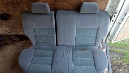 Задние сиденья, Задній диван Ланос, Сенс.. Снятин. фото 1