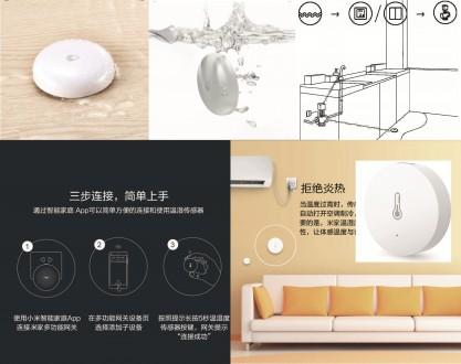 Комплект Xiomi умный дом, датчики, видеокамера, Sonoff, розетки, коробки. Буча. фото 1