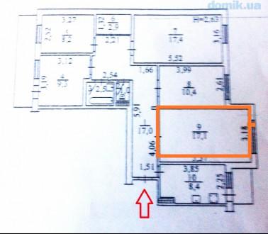 Продам комнату 25 Чапаевской Королёва. Одесса. фото 1