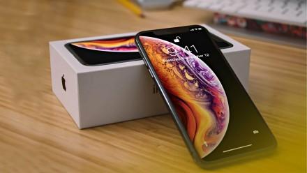 Смартфон iPhone XS 1 сим,5,5 дюй,8 яд.64гб.12мп.. Одесса. фото 1