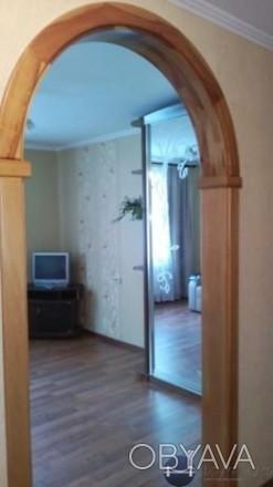 Номер оголошення у базі «Бруклін.укр»: 856 Продам хорошую квартиру с ремонтом на. Житомир, Житомирская область. фото 1