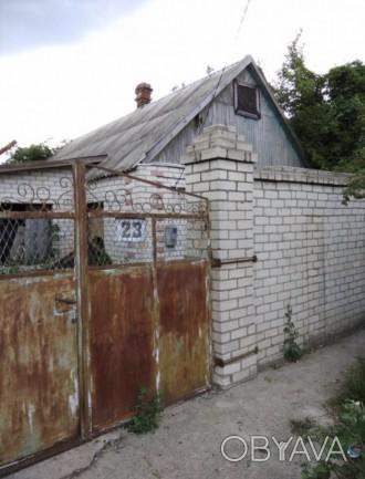 Продам участок земли 4.5 соток . Ограждён , фундамент , подведён свет ,газ, вод. Херсон, Херсонская область. фото 1