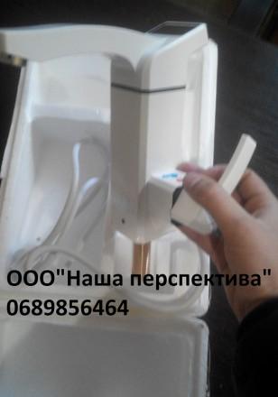 Кран водонагреватель проточный электрический с цифровым лэд дисплеем. Имеет высо. Кривой Рог, Днепропетровская область. фото 4
