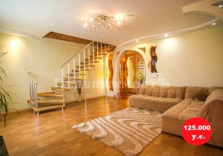 Продам четырехкомнатную квартиру ул. Нищинского Двухуровневая квартира в доме и. Центральный, Одесса, Одесская область. фото 9