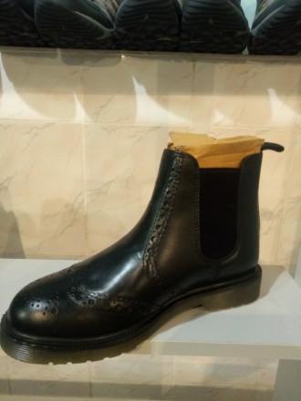 Распродажа кожаных ботинок !!!!. Житомир. фото 1