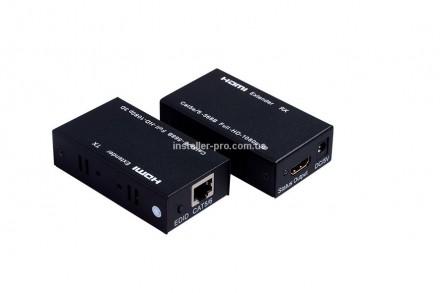 Удлинитель HDMI HDES01. Харьков. фото 1