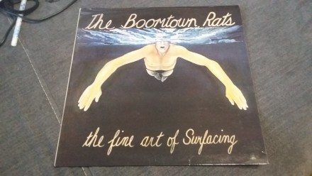Boomtown rats.1979.the fine art of/ensign/UK. Кропивницкий. фото 1