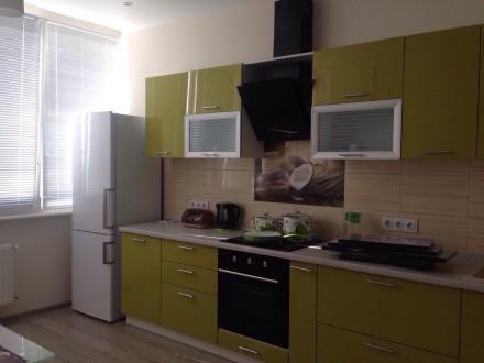 Сдам кухня-студия+спальня ЖК АПЕЛЬСИН.Квартира только после ремонта.Оснащена сов. Приморский, Одесса, Одесская область. фото 5