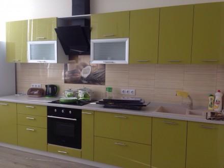 Сдам кухня-студия+спальня ЖК АПЕЛЬСИН.Квартира только после ремонта.Оснащена сов. Приморский, Одесса, Одесская область. фото 11