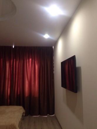 Сдам кухня-студия+спальня ЖК АПЕЛЬСИН.Квартира только после ремонта.Оснащена сов. Приморский, Одесса, Одесская область. фото 7