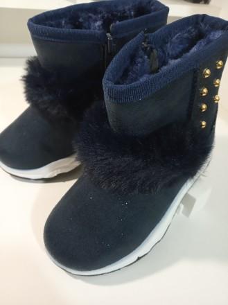 Угги для девочек .Зимняя обувь.. Львов. фото 1