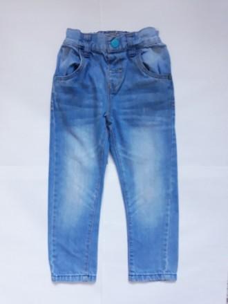 джинсы для мальчика 3-4 лет Next 98-104 см. Сумы. фото 1