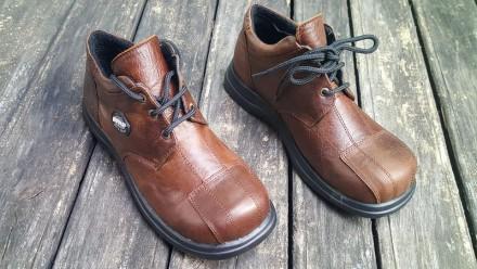 Детские ботиночки Noble кожа лайки. Днепр. фото 1