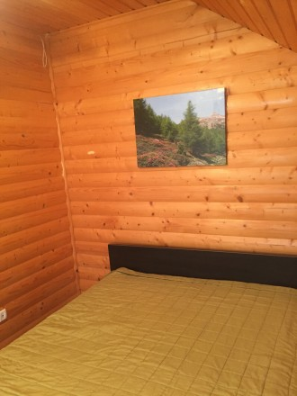 Сдаётся дом в 45 км от Буковеля, три полноценные спальни (три двуспальные кроват. Ильцы, Ивано-Франковская область. фото 4