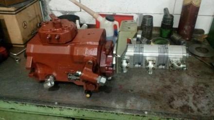 Ремонт ГСТ Claas- ремонт гидростатики Claas. Киев. фото 1