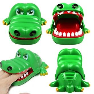 Игра - Крокодильчик дантист (Crocodile Dentist). Днепр. фото 1