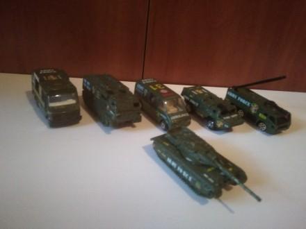 Продам набор военной техники. Мариуполь. фото 1