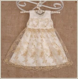 Betis. Сукня святкова для  дівчинки.. Полтава. фото 1