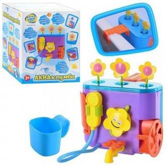 Игровой набор для купания Акваклумба Aqua Toys. Днепр. фото 1