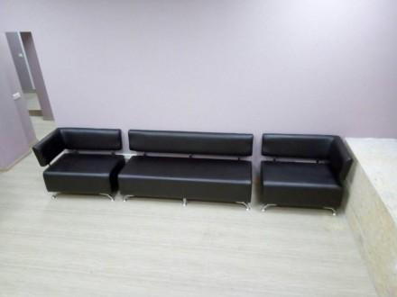 Диваны, кресла, пуфы для дома, офиса, гостиницы, кафе, бара. Киев. фото 1