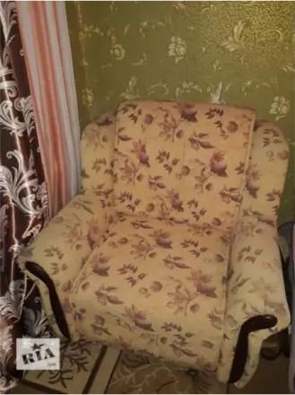 СРОЧНО! Продам раскладное кресло Кресло в хорошем состоянии Размеры спального ме. Чернигов. фото 1