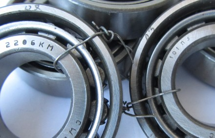 Подшипники  различных  типоразмеров  и модификаций  к  автотракторной  технике ,. Днепр, Днепропетровская область. фото 11
