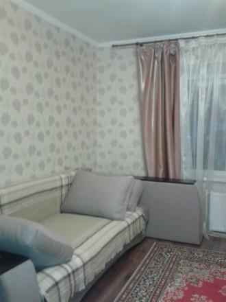 Сдам уютную просторную квартиру в новом доме с мебелью,техникой на длительно.800. Поселок Котовского, Одесса, Одесская область. фото 3