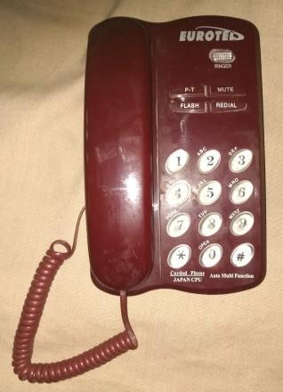 Телефон Eurotel KX-T3030LL. Мариуполь. фото 1