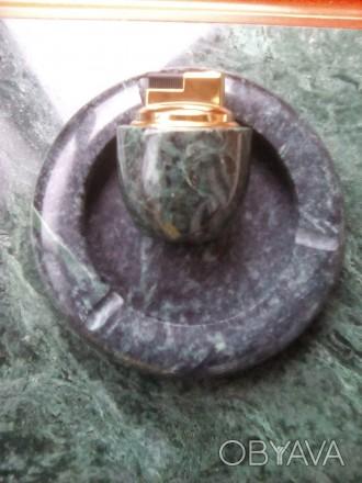 Прадам зажыгалка  и  пепелница комплект натуралнога камина прозвадител Италия. Житомир, Житомирская область. фото 1