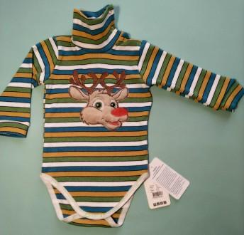 Детский костюм (Бодик и брючки ). Киев. фото 1
