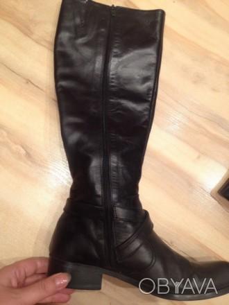 e48631719 ᐈ Сапоги кожаные 39 размера, женские. ᐈ Шепетовка 660 ГРН - OBYAVA ...