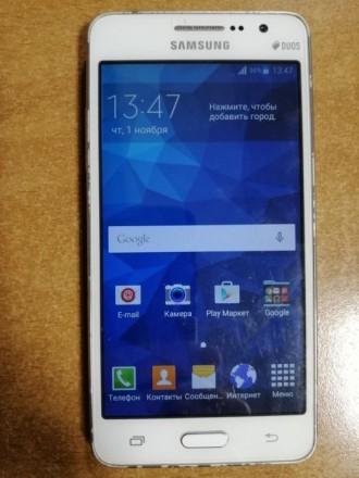 Продам Samsung Galaxy Grand Prime G531H на 2 SIM в очень хорошем состоянии. Теле. Киев, Киевская область. фото 2