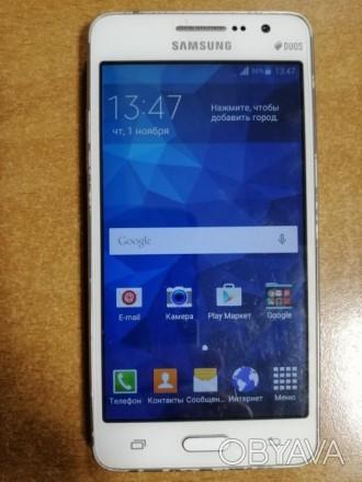 Продам Samsung Galaxy Grand Prime G531H на 2 SIM в очень хорошем состоянии. Теле. Киев, Киевская область. фото 1
