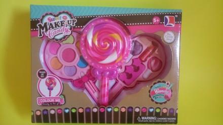 Игрушка для девочки, набор детской косметики 10381 G