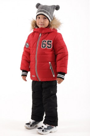 Зимняя куртка для мальчиков аналог LENNE (98-128см). Энергодар. фото 1