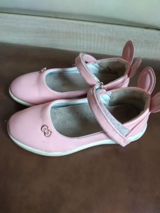 Туфли на девочку. Полтава. фото 1