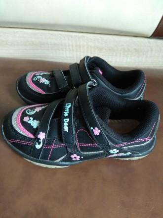 Кроссовки на девочку. Полтава. фото 1